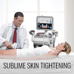 sublime skin tightening service mint laser clinic