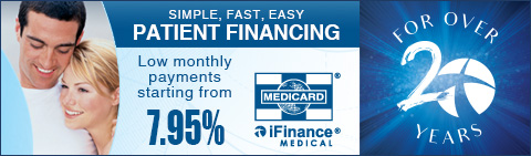 Medicard Finance Medical Banner Mint Laser Clinic